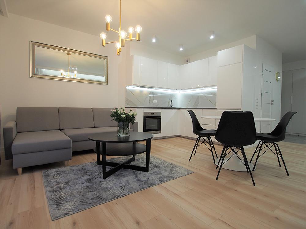 Elegant two-room apartment