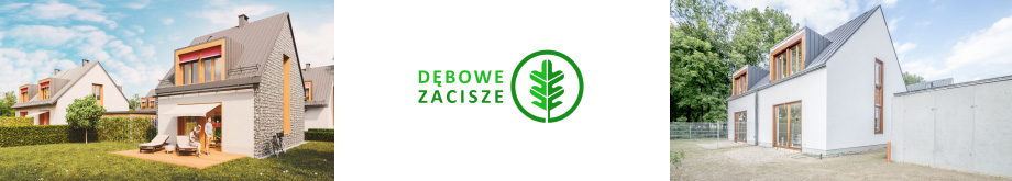 Sales at second stage of Dębowe Zacisze has started