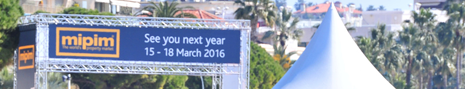 Meet us at MIPIM 2016