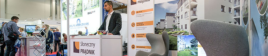 Sloneczny Prądnik development at the Apartments and Houses Fair