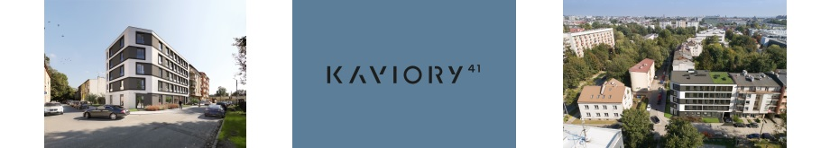 Leach & Lang as exclusive agent of Kaviory 41 residential investment in Krakow