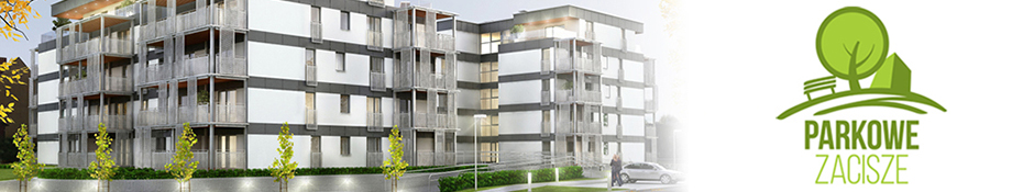 The last apartments for sale in Parkowe Zacisze development in Zabrze